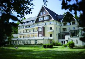 Die DEKIMED-Klinik Bad Elster