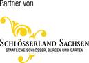 Logo Schlösserland Sachsen