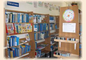 Schulbibliothek im Schulzentrum Bad Elster