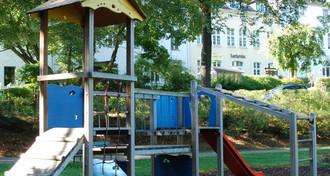 Spielplätze Bad Elster