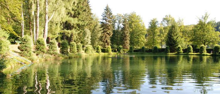 Das Naturbad Bad Elsters