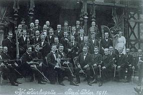 Die Königliche Badekapelle begründete die Orchestertradition Bad Elsters