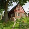Egerländer Fachwerkstil in Raun