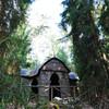 Die historische Kreuzkapelle Bad Elsters