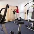 Fitnessraum Vital Hotel Weisse Elster