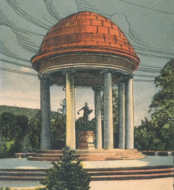 Historic Garden Architecture: The Flora Temple